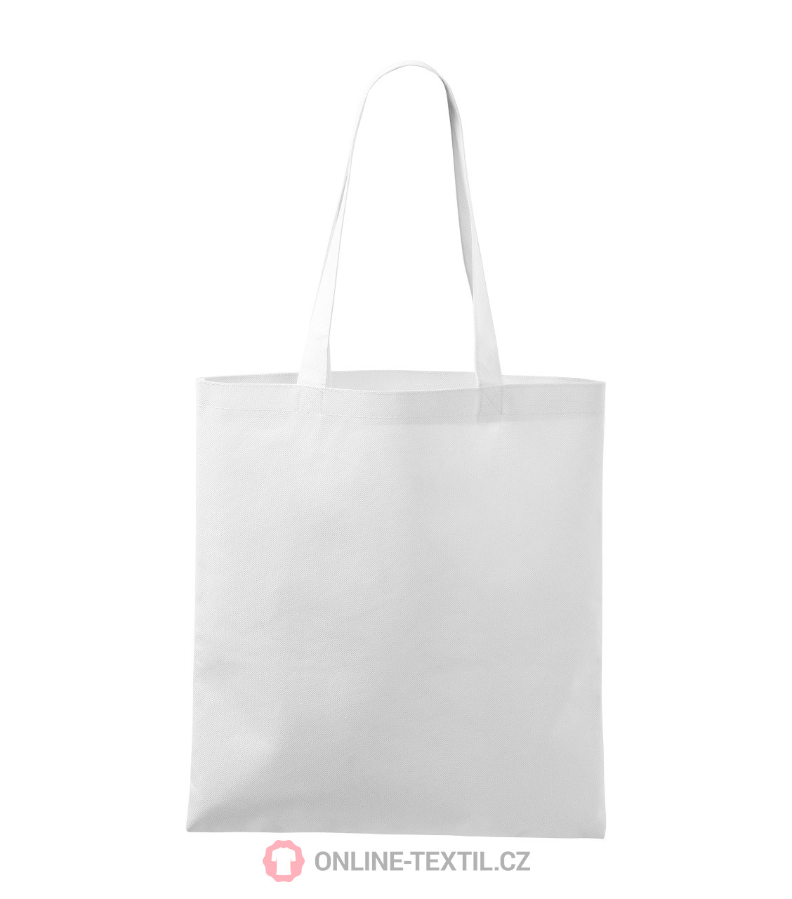 50867199553 ADLER CZECH Bloom nákupní taška z netkané textilie P91 - bílá z ...