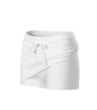 ADLER CZECH Sukně dámská Skirt two in one 604 - bílá z kolekce MALFINI  2a15d57e3e
