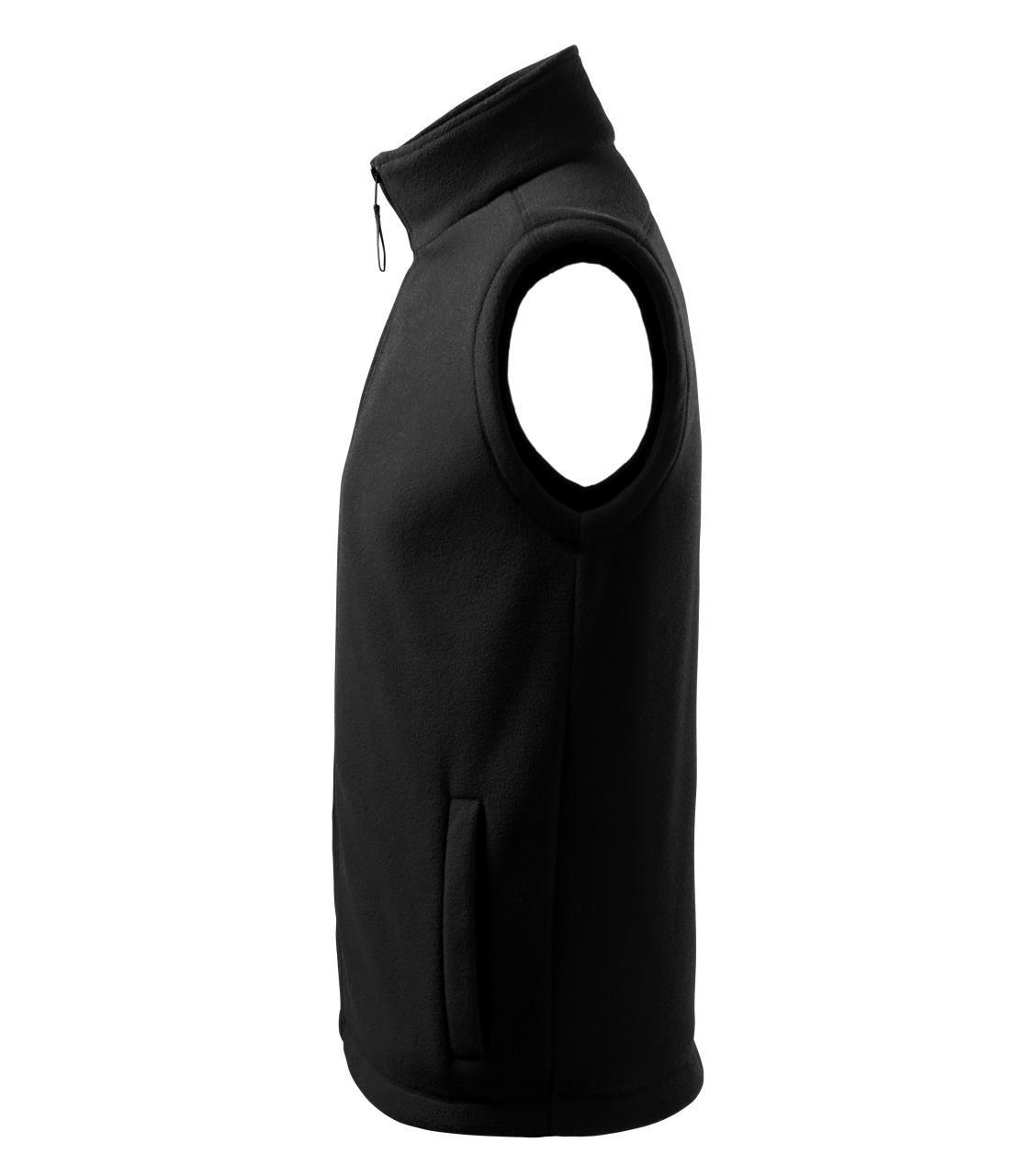 Unisex Fleece Vesta Next ADLER CZECH černá 2XL