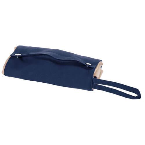 Srolovatelná plátěná taška Snap BULLET námořní modrá uni