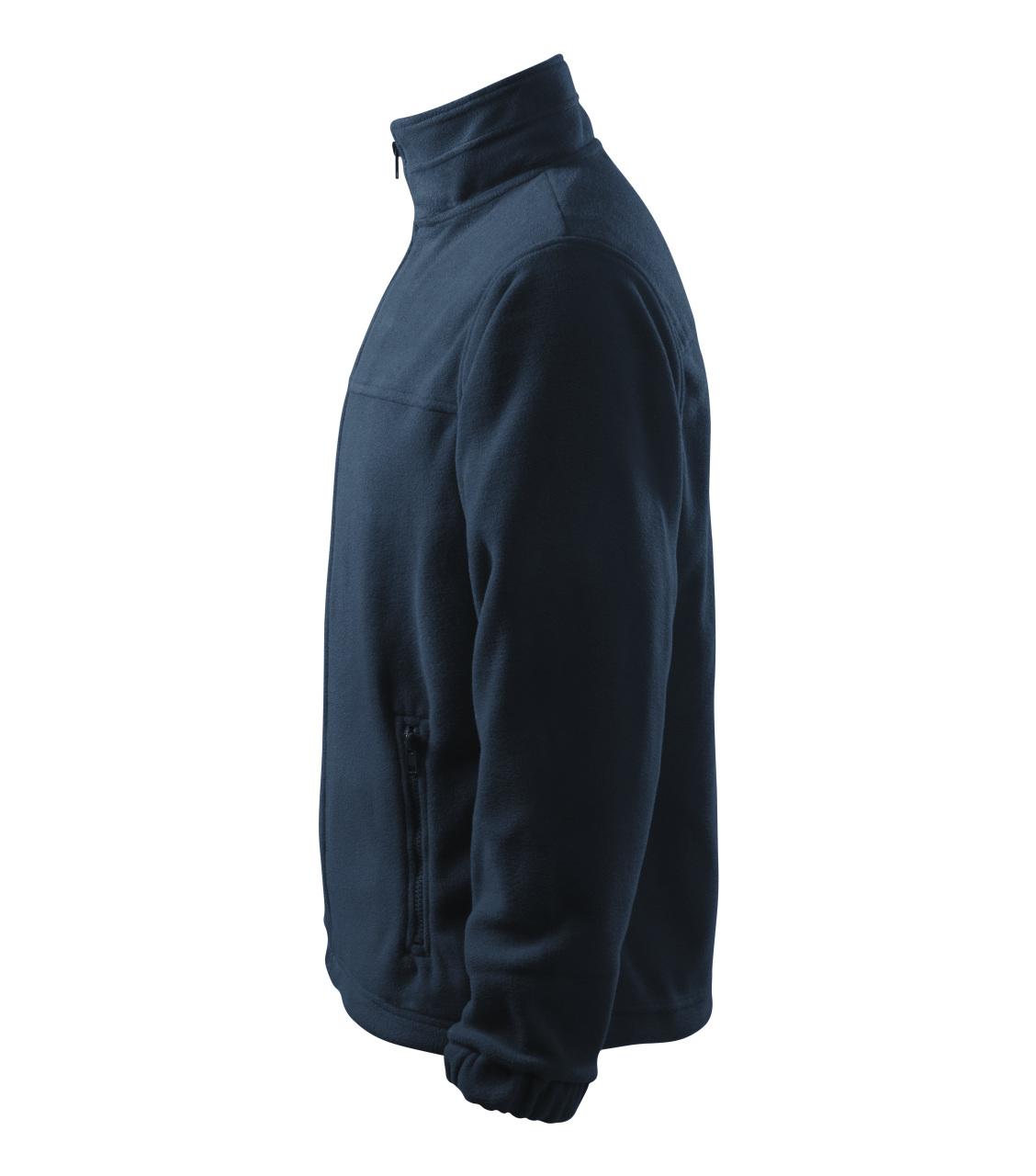 Pánský Fleece Jacket námořní modrá S