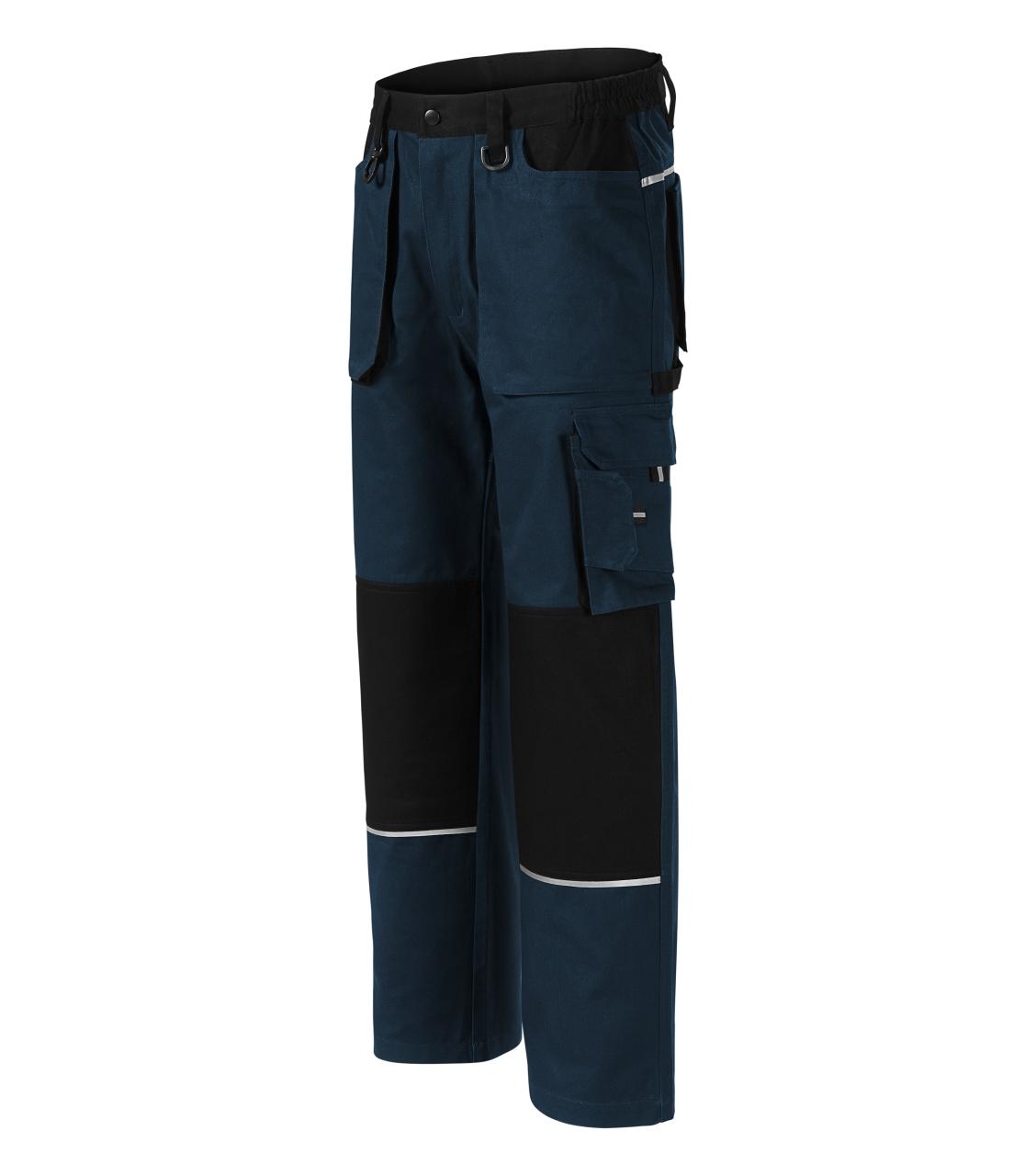 Woody pracovní kalhoty pánské Rimeck ADLER CZECH námořní modrá S