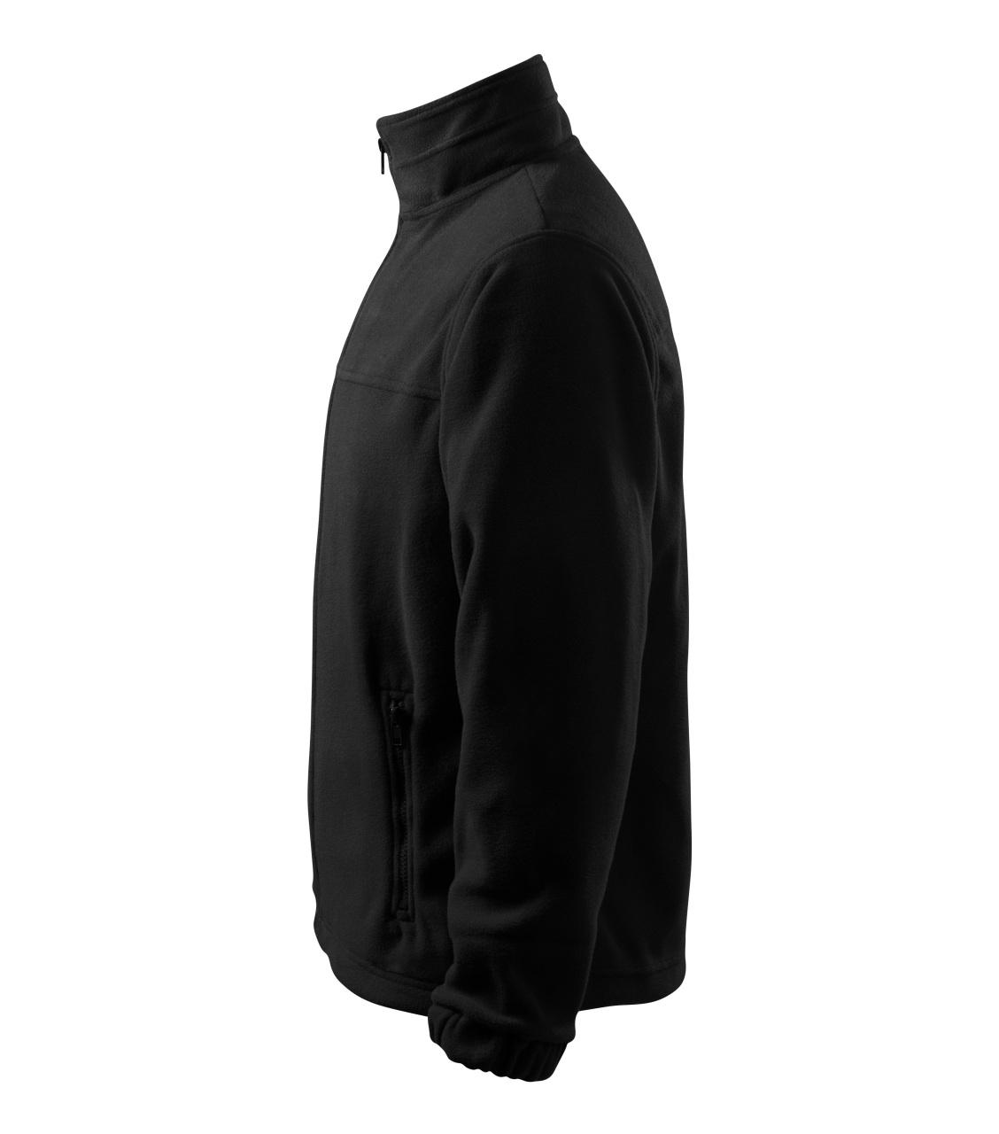Pánský Fleece Jacket černá S