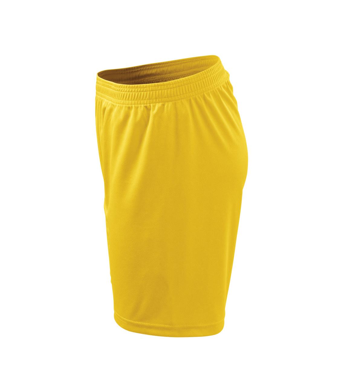 Šortky pánské/dětské Playtime žlutá S