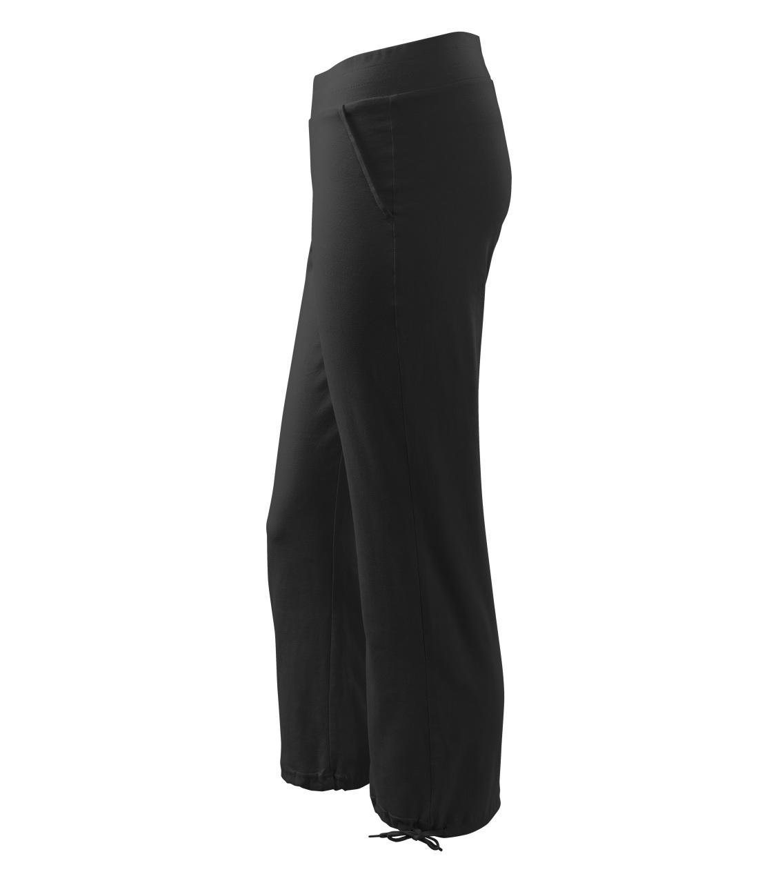 VÝPRODEJ Kalhoty dámské Pants Leisure černá S