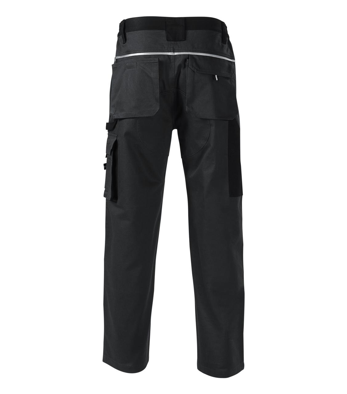 Woody pracovní kalhoty pánské Rimeck ADLER CZECH ebony gray S