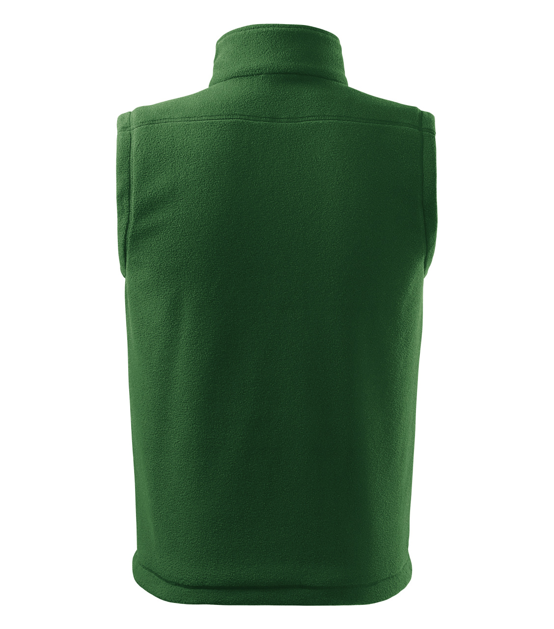 Unisex Fleece Vesta Next ADLER CZECH lahvově zelená XS